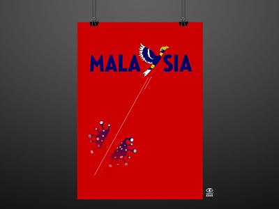 Malaysia Prihatin poster illustration graphic graphic design digital illustration digitalart design art covid19 covid prihatin malaysia