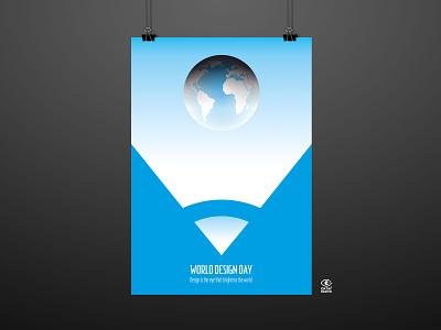 WORLD DESIGN DAY posters poster design poster illustration graphic graphic design digital illustration digitalart design art