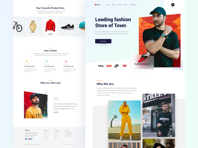 Cbay online clothing store webdesigns uiux uidesign web design online shop online marketing online store online shopping landingpage cloth clothing brand landing page homepage ui design landing page ui minimal landing page design hellodribbble branding