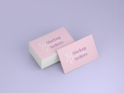 Mockup_craftshop design application design vector logo illustration branding