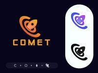 Comet Logo concept