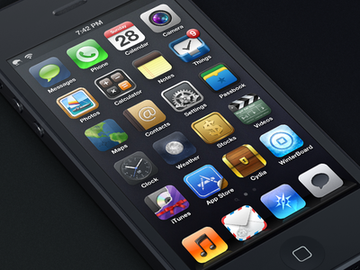 Kiwi iOS Theme Release! kiwi ios theme icon iphone ipod touch