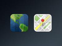 Kiwi - Maps