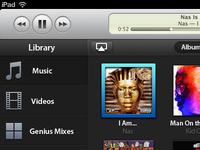 iTunes for iPad