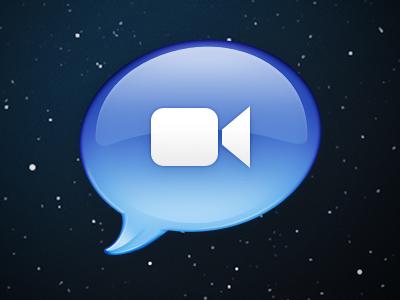 iChat Icon ichat icon