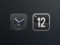 Kiwi - Clock
