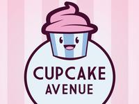 Cupcake Avenue Logo