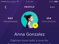 Betraydan profile
