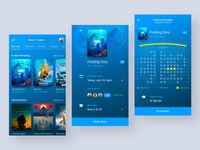 Cinema App UI