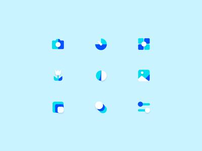 Cam Icons