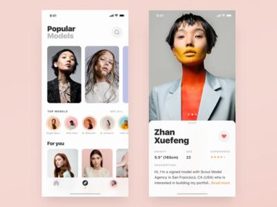 Model + Profile