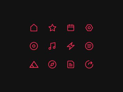 Alba Icons