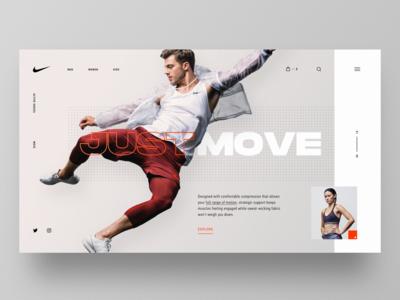 Nike Move