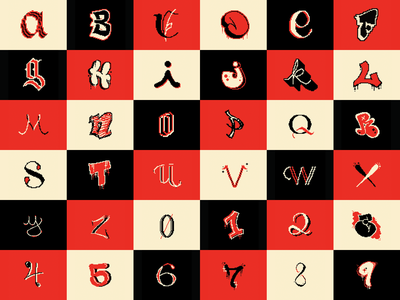 36 Days of Type design caligrafia graffiti calligraphy letras letters lettering pixel art pixel 36 days of type 36daysoftype07 36daysoftype
