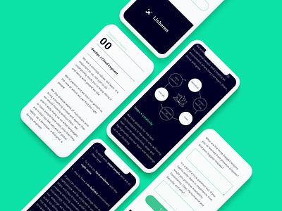 ijsberen icon illustration minimal website typography branding ux ui logo design