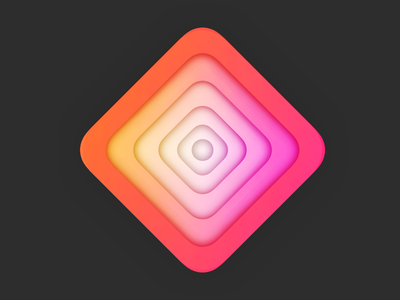 app icon dark design icon app 005 ui dailyui