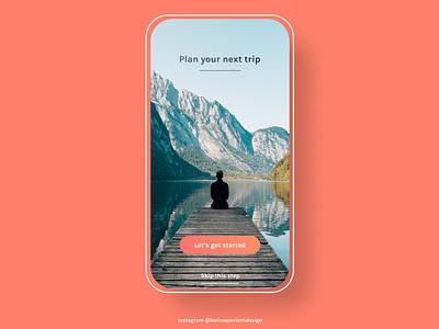 App design - UI Challenge 01 daily ui ui daily dailyui ux design mobile ui mobile app user interface design uidesigns uidesign mobile design ui design design
