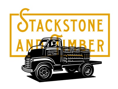 S&T logo design typography old vector custom branding classic illustration vintage
