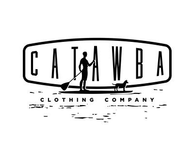 Catawba Clothing Co Tshirt tshirt tshirtdesign tshirt art design typography vector custom branding retro illustration classic logo vintage