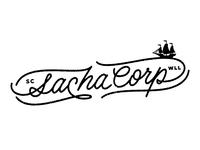 Sacha Corporation Identity Exploration lettering ship identity old vector custom branding logo vintage