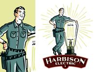 Harbison Electric Identity
