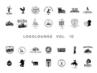 LogoLounge Vol. 10