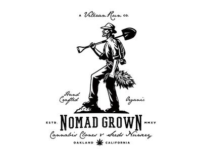 Nomad Grown Identity