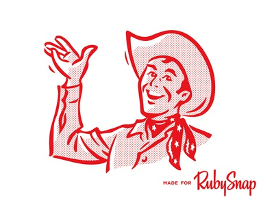 RubySnap Cowboy