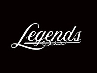 Legends Lettering
