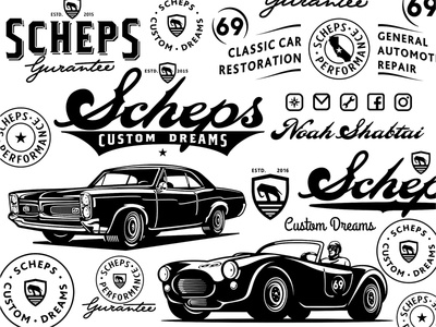 Scheps Custom Dreams