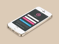 Ios Sign In Form For Dribbble