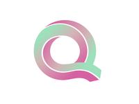 geo-q lettering q typehue