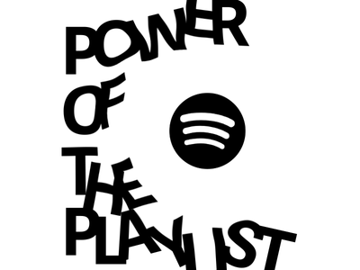 Power playlists music sound warp adelle type spotify