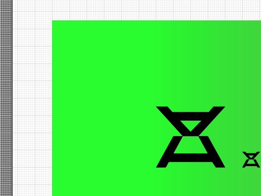 whatever bye artist logo music letters logo a ah h