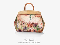 Handbags are a girl's best friend - Watercolors