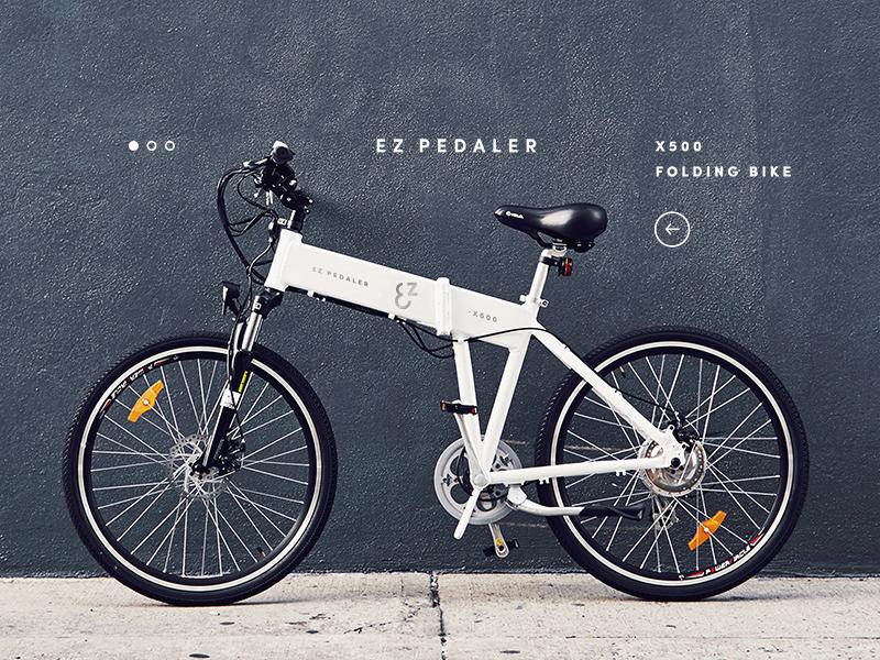 Cpallen ezpedalerx500