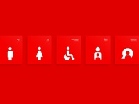 Dubai Transit Icons