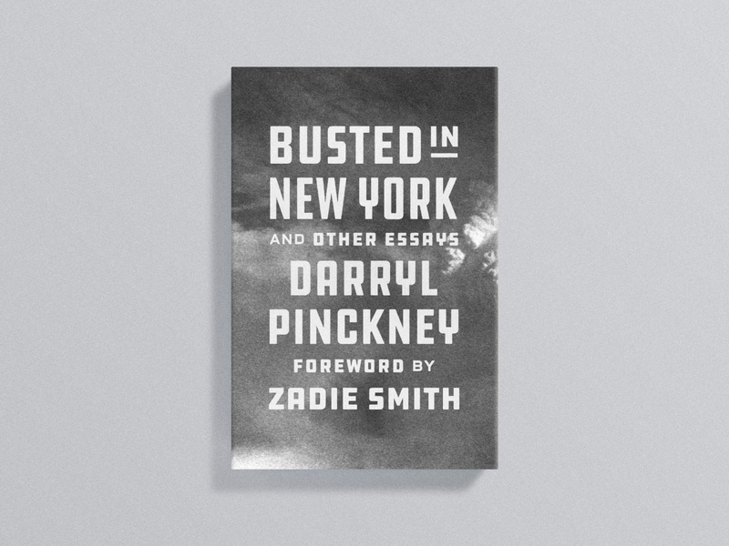 Busted in New York Cover new york print type black white book cover book cover art cover