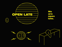 Open Late 5