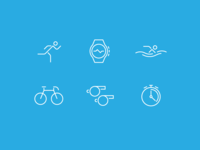 Suunto Training Squad Icons