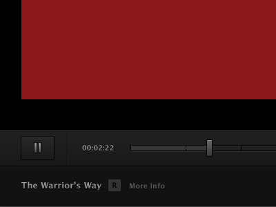 Mock Netflix's Web Browser Player mock fix netflix player ui just for fun socks tortoises