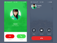 Call Screen