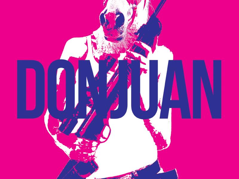 Don juan dribble