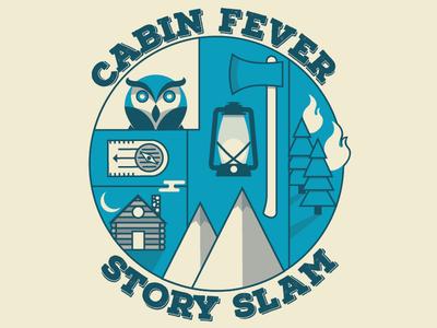 Cabin Fever Story Slam