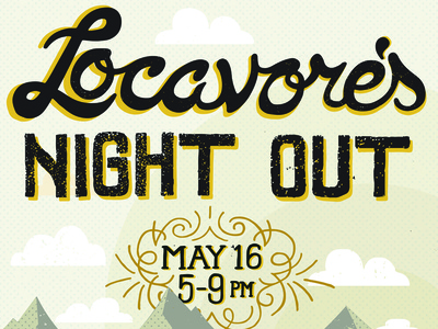 Locavore's Night Out