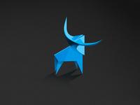 A Little Bison Logo