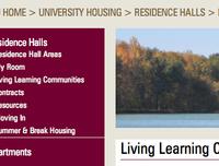 SIU University Housing Redesign