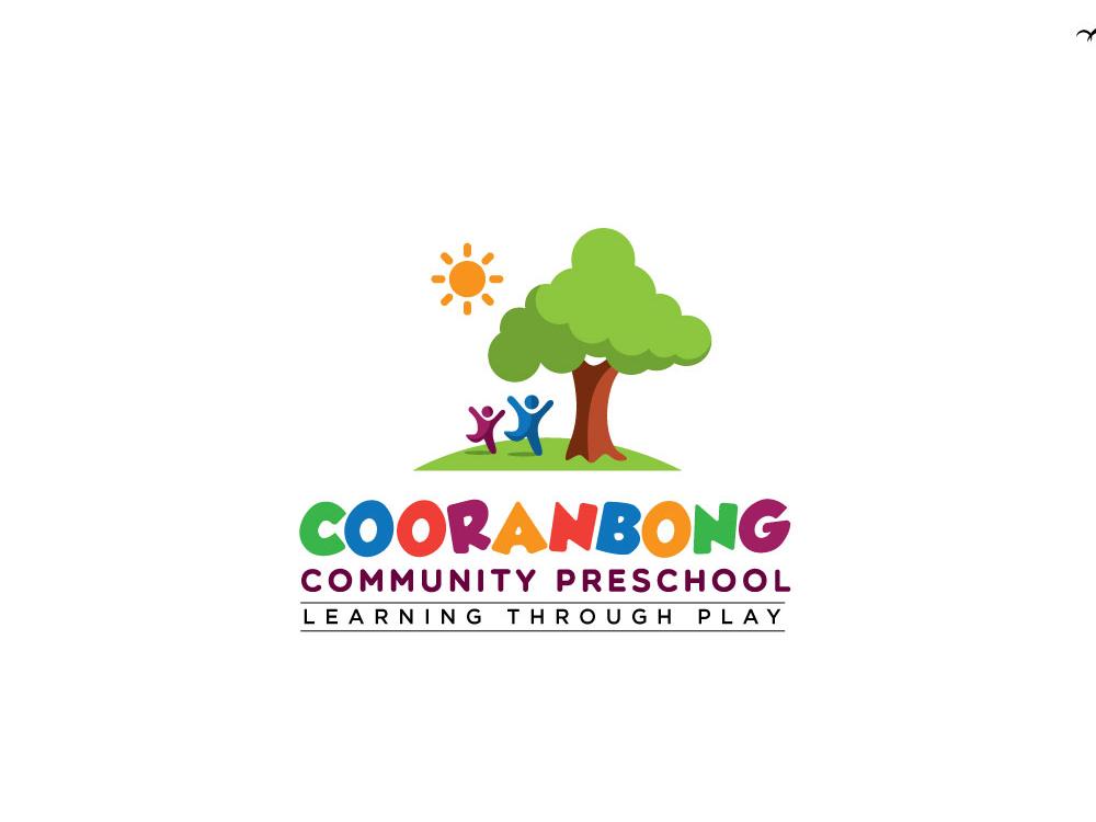 Cooranbong Community Preschool illustration identity typography logo branding esolzlogodesign learning cooranbong community preschool school