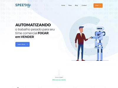 Speedio creative html css graphicdesign webdesign wordpress uidesign uiux esolzwebdesign design illustration ui corporate