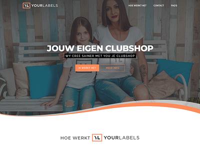 YourLabels wordpress graphic design ui design website design art webdesign business esolzwebdesign design ui illustration corporate yourlabels yourlabels